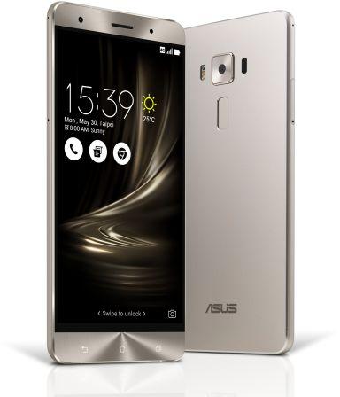 Nuevo ASUS Zenfone 3 Deluxe