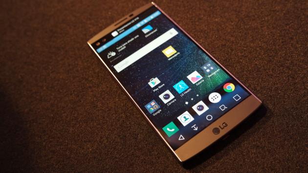 Phablet LG V10