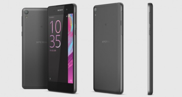 Nuevo Sony Xperia E5