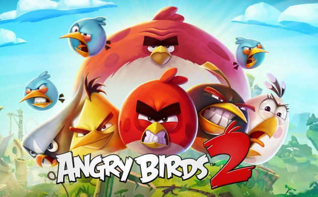 Juego Android Angry Birds 2