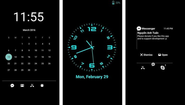 Glance Plus para Android