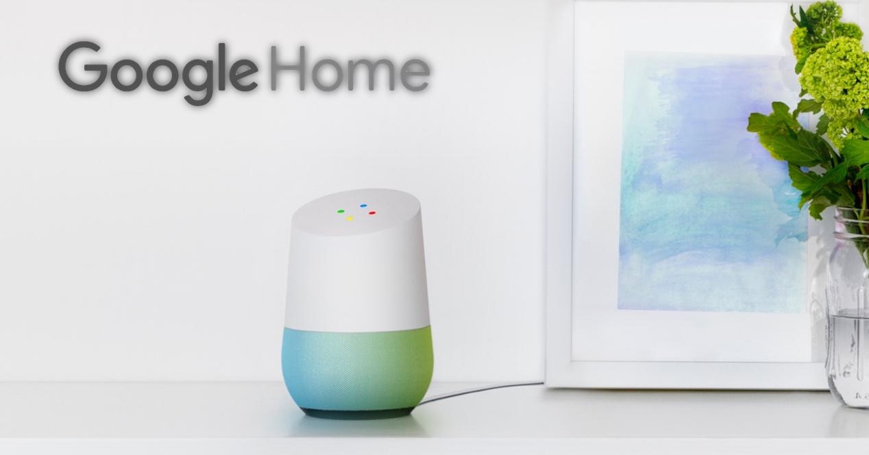 Google Home Portada
