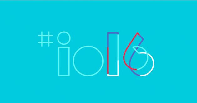 Logotipo de Google I/O 2016