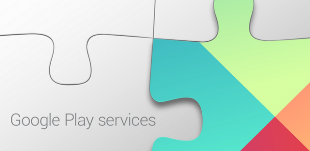 Logotipo de Google Play Services