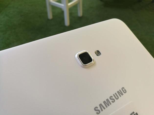 Cámara Samsung Galaxy Tab A (2016)