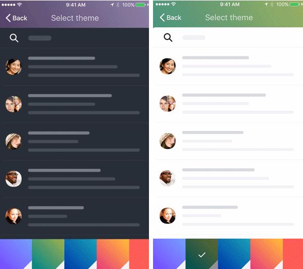 Nuevo aspecto àra Yahoo Mail para Android