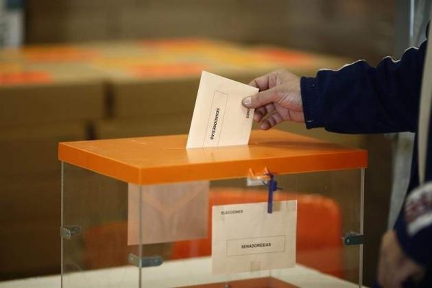 Votar en las elecciones