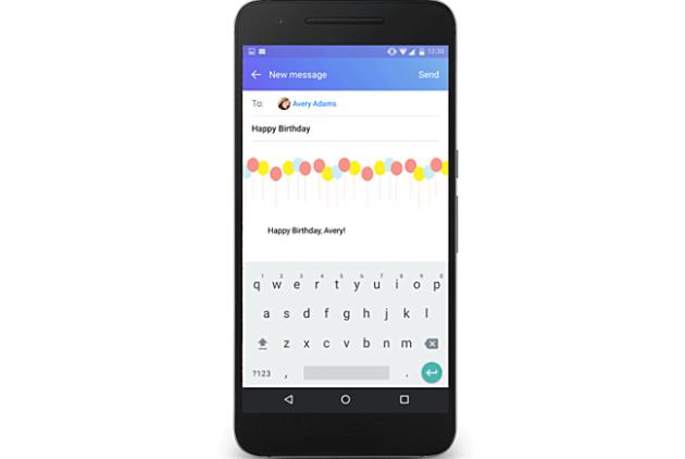 Temas en Yahoo Mail para Android