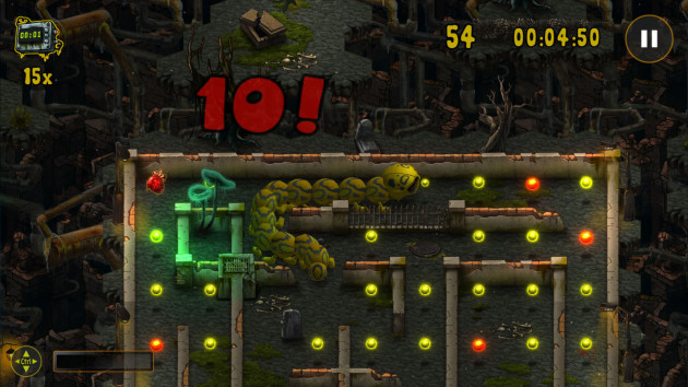 Juego Android Zombillie