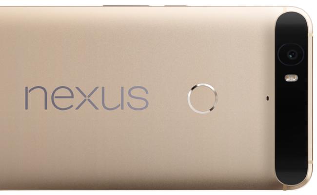 Nexus 6P Dorado