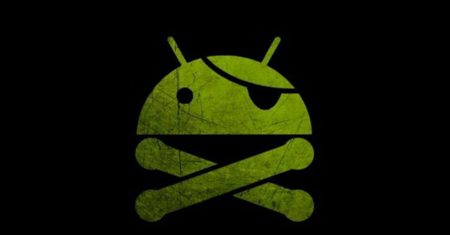 Logotipo root Android