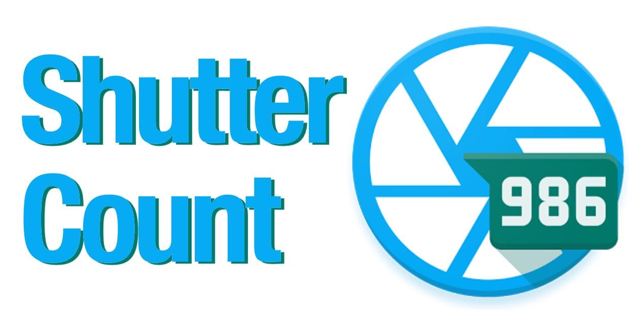 Shutter Count