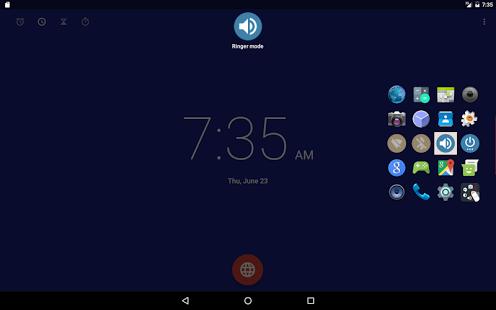 Uso de Swiftly switch en un tablet