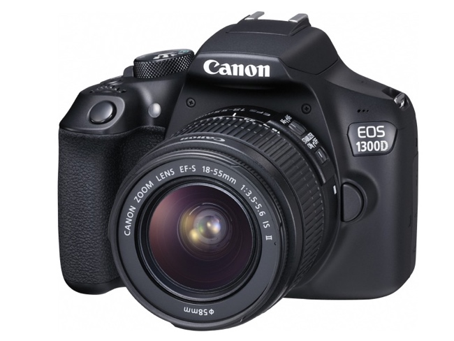 Canon 1300D Camara