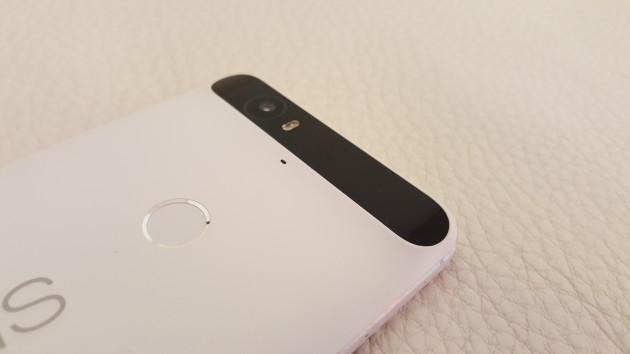 Cámara principal del Nexus 6P