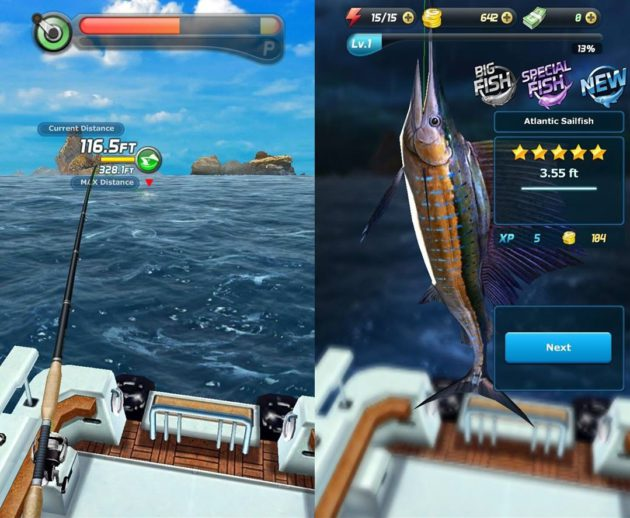 Jugo Android Ace Fishing: Wild Catch