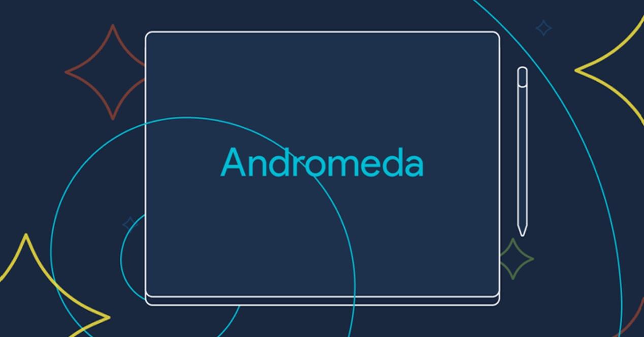 Andromeda Portada
