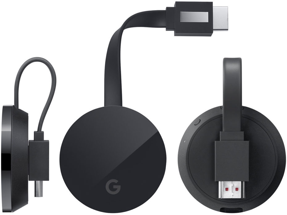 Chromecast Plus