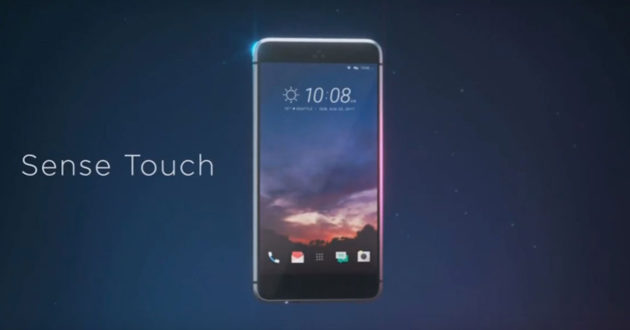 HTC Ocean con Sense Touch