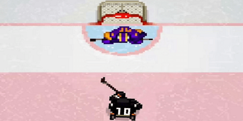 Juego Android Hockey Hero