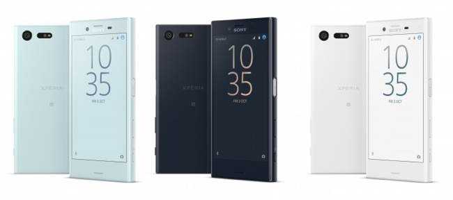 Sony Xperia X Compact Colores