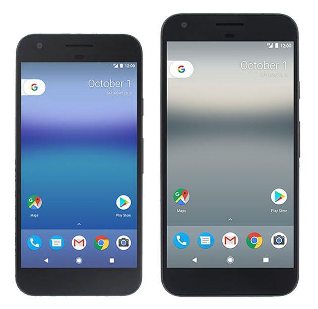 Comparativa Google Pixel