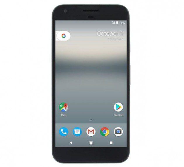 Imagen real de Google Pixel XL