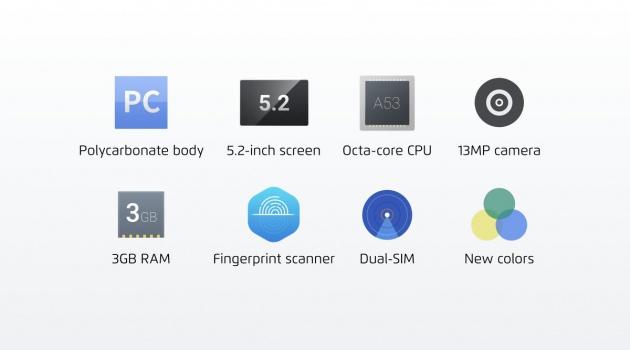 especificaciones Meizu M5