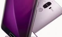 Huawei Mate 9 y Mate 9 Pro lucen en color lila y con cámara dual