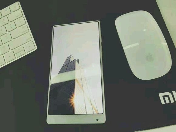 Xiaomi Mi Mix Color Blanco