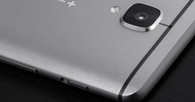 OnePlus 3 Detalle