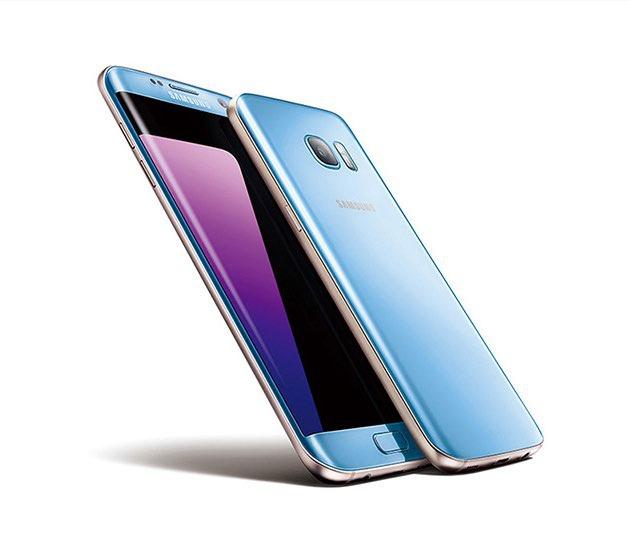 Samsung Galaxy S7 Blue Coral