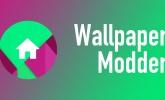 Mejora tus fondos de pantalla con Wallpaper Modder