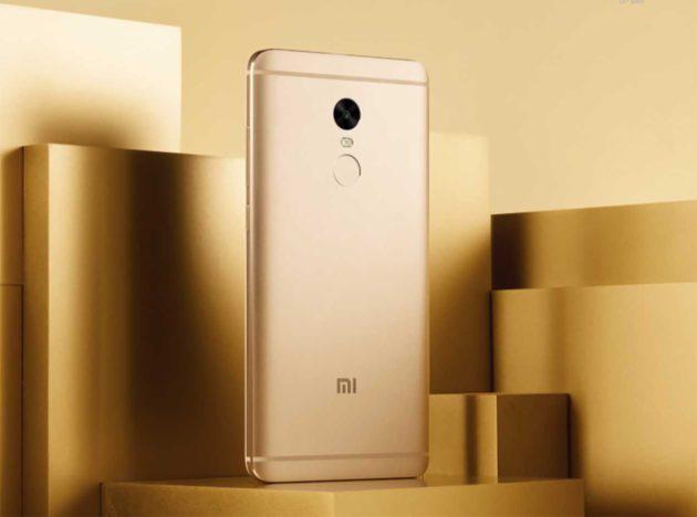 Xiaomi Redmi Note 4 Dorado