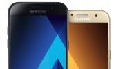 Samsung Galaxy A5 (2017) y Galaxy A3 (2017), características oficiales de los nuevos móviles
