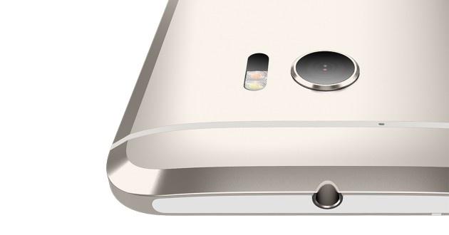 HTC 10 Carcasa Posterior y Cámara