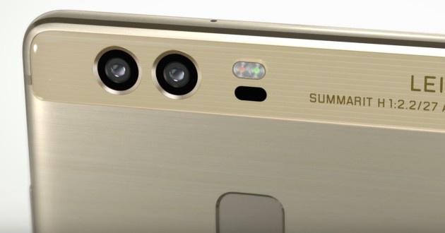 Huawei P9 Leica Camara