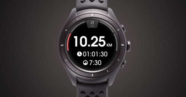 New Balance Android Wear