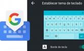 Cómo cambiar el tema y apariencia en el teclado de Google Gboard