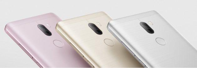 Xiaomi Mi 5S Plus Colores