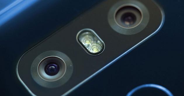 LG G6 Camara