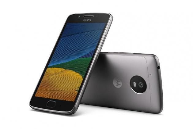 Teléfono Moto G5