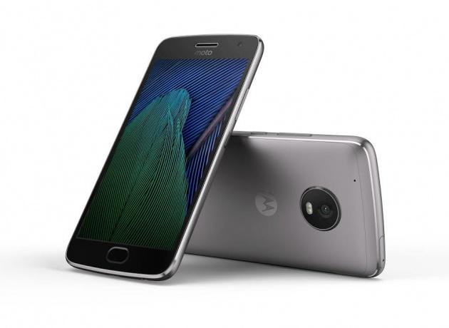 Teléfono Moto G5 Plus