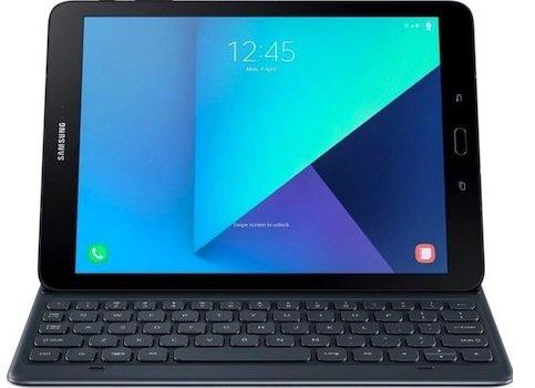 Samsung Galaxy Tab S3 Teclado