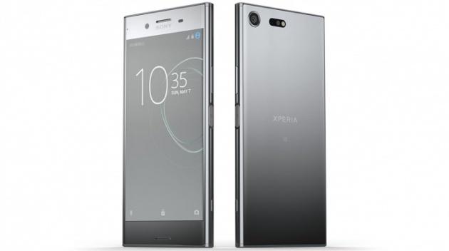 Sony Xperia XZ Premium Plata