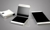 Samsung Galaxy X con pantalla plegable, la firma registra su nombre