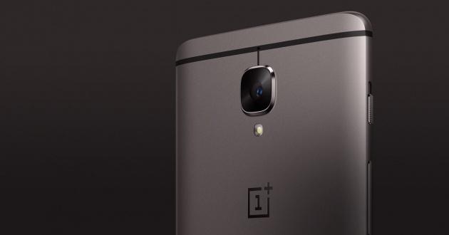 OnePlus 3T Camara
