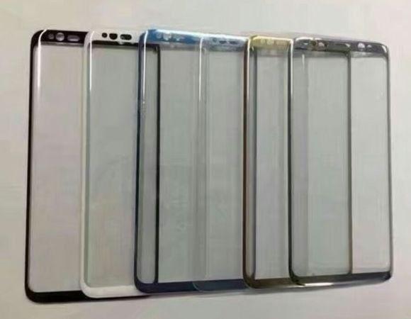 Samsung Galaxy S8 colores