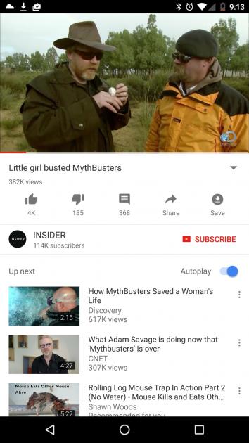 nueva interfaz comentarios youtube