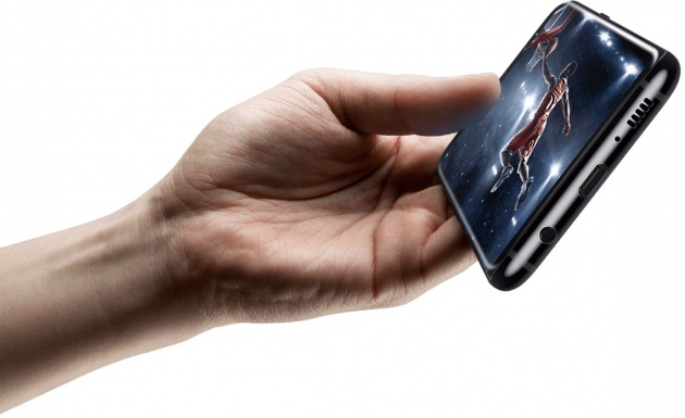 Galaxy S8 Pantalla
